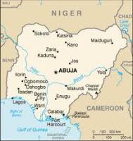 nigeria size